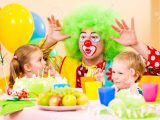 Is it a good idea to have kids party clowns at the party