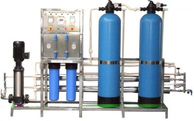 Water treatment plants are readily set up at cheap price
