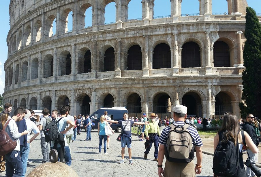 Visiting Rome with Tight Budget 2019