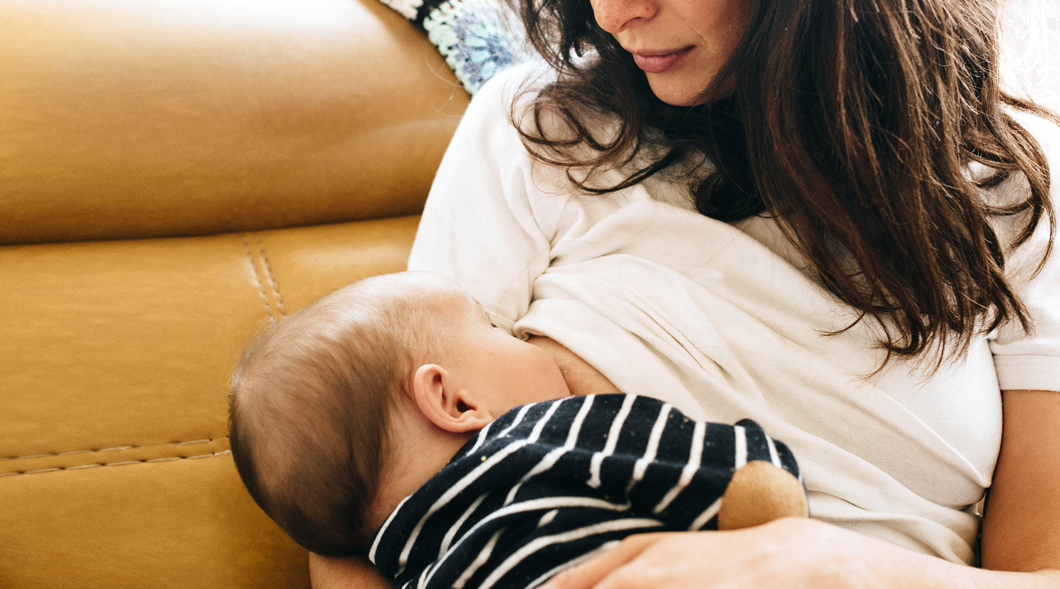 The Best Positions For Breastfeeding Your Baby