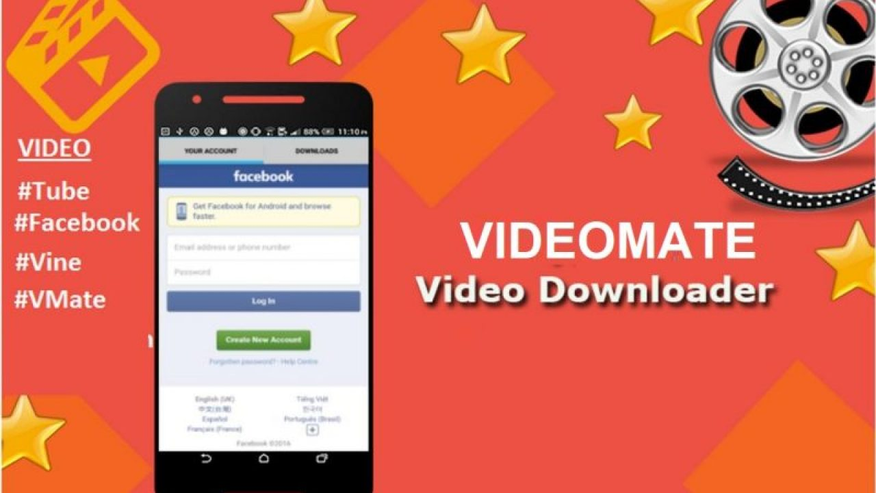 What are the Exciting Attributes of Vidmate Application?