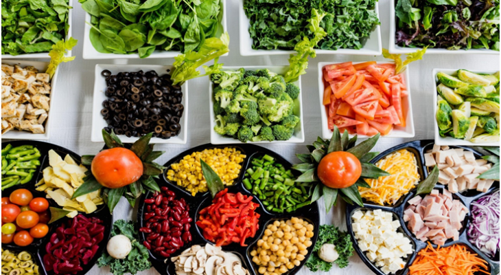 What should be ideal diet to stay healthy
