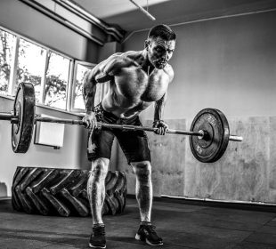 Weight Lifting To Build Muscle