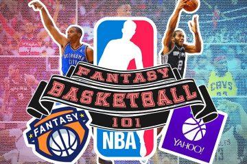 Fantasy basketball game