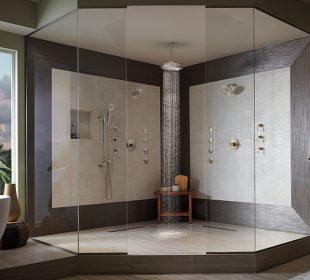 Luxury Shower Trends