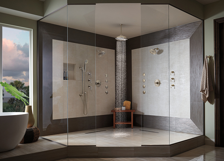 Luxury Shower Trends