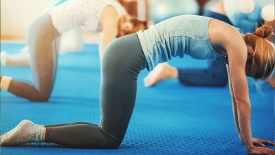 Getting stronger bones with exercise